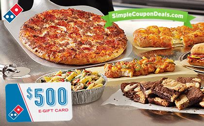 Dominos Giveaway On Quikly - free domino s pizza for a year 4 100 gift cards simple coupon deals