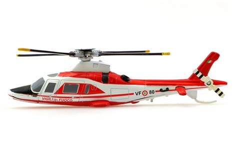 1 43 Newray Agusta A109 Helicopter Polizia Medic Diecast Metal newray 1 100 augusta a109 vigili fuoco helicopter