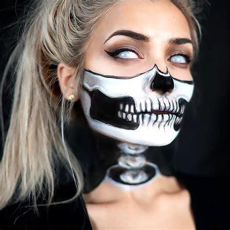 eyeshadow tutorial instagram best ideas for makeup tutorials 1 2 skull w exposed