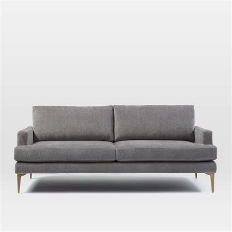 west elm andes sofa review andes sofa west elm