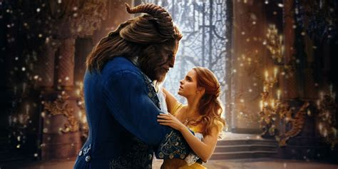beauty and the beast beauty and the beast 2017 screen rant