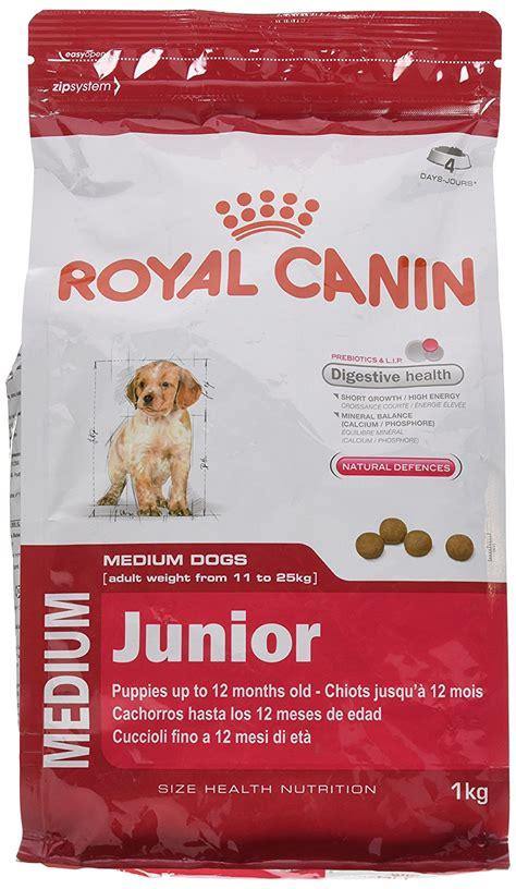Royal Canin Junior Medium 968 by Royal Canin Medium Junior 1 Kg Dimandi