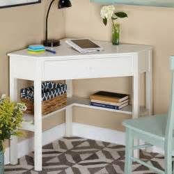 Corner Desk For Small Space The Lovely Side 10 Desk Options For Small Spaces