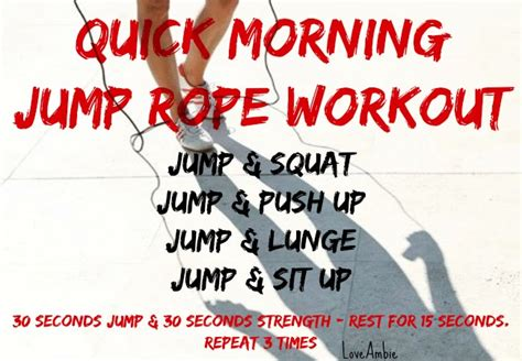 morning workouts easy exercises to do at home