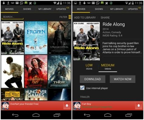 showbox android apk showbox for android apk free version