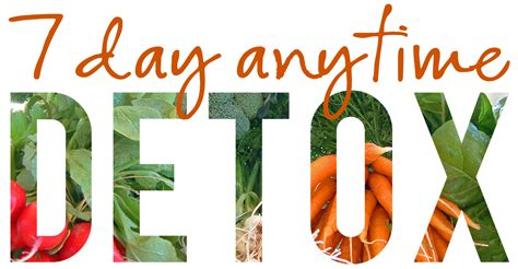Detox Photos by Inspiral Coaching 7 Day Anytime Detox