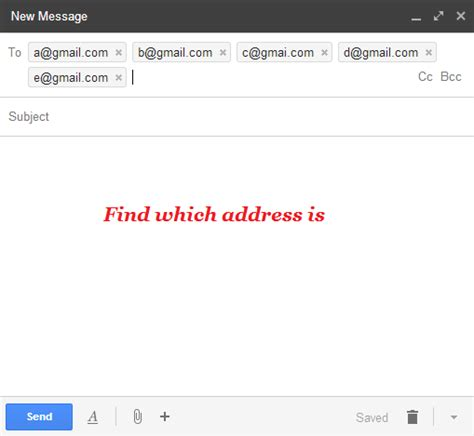 How To Search Email Address Of A Person How To Find The Email Address Of A Person Techzilla