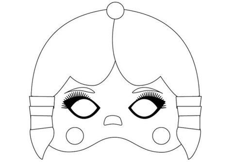 printable girl mask how to craft indian girl mask hellokids com
