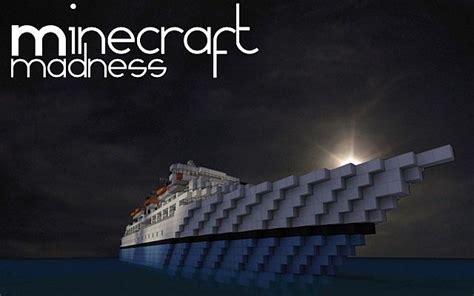 minecraft boat night minecraft madness westline ferries minecraft project