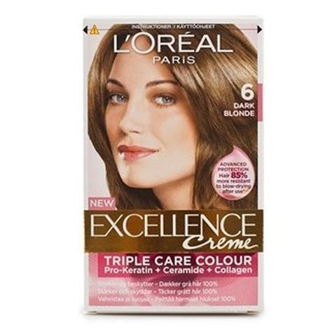 l oreal hair color l oreal excellence permanent hair color 6