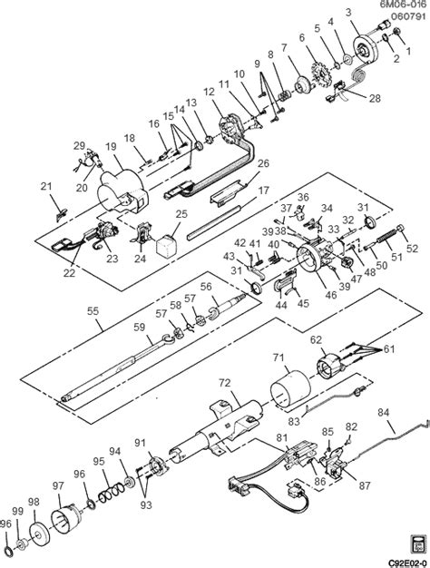 how to disassemble a tilt steering column 2006 mercedes benz s class service manual how to disassemble a tilt steering column 1992 volvo 940 service manual how