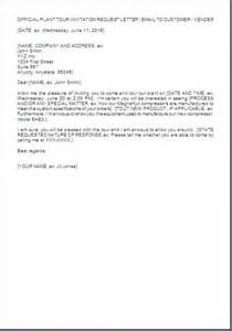 Request Letter For Company Visit Plant Visit Request Letter