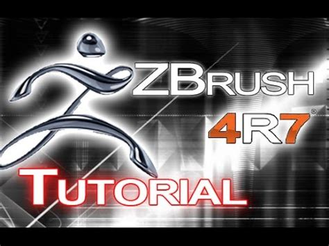 tutorial zbrush 4r7 zbrush 4r7 tutorial for beginners 2d and 3d tools
