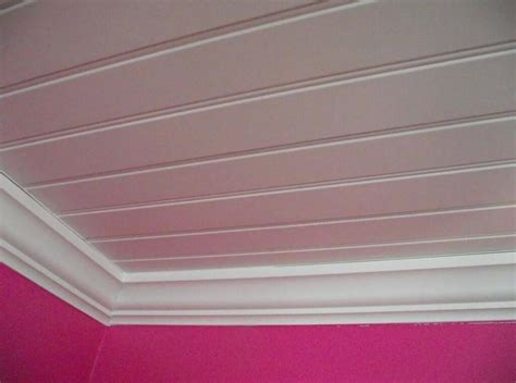 Home Ceiling Panels by Beadboard Paneling Ceiling Simplir Me