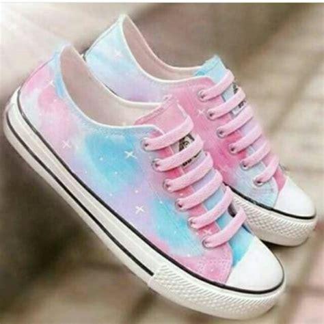 Sepatu Converse Galaxy jual sepatu lukis converse galaxy sepatu lukis murah bdg