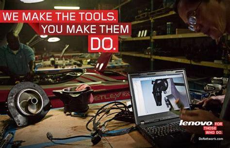 Lenovo For Those Who Do lenovo quot lenovo for those who do 2 quot print ad by saatchi saatchi new york