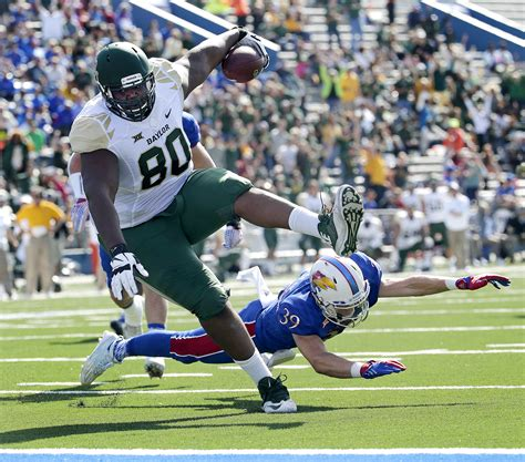 Mba Baylor Football Score by Remember The Bears Key Moments Of Baylor S 2015 Season