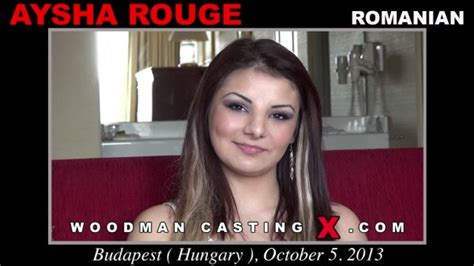 bedroom casting porn aysha rouge by pierre woodman official website