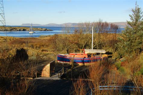 airbnb boats scotland historic rnli lifeboat up for rent on airbnb in scottish