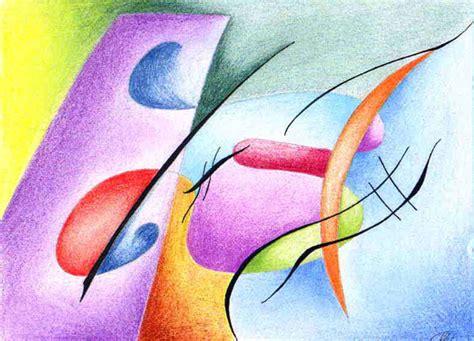 imagenes abstractas de wassily kandinsky madame macabre pintura wassily kandinsky