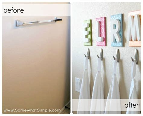 towel hooks for kids bathroom my kid s bathroom somewhat simple