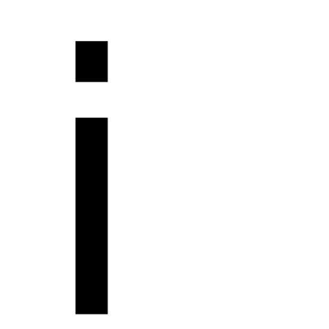 Letter Wiki File Letter I Svg Wikimedia Commons