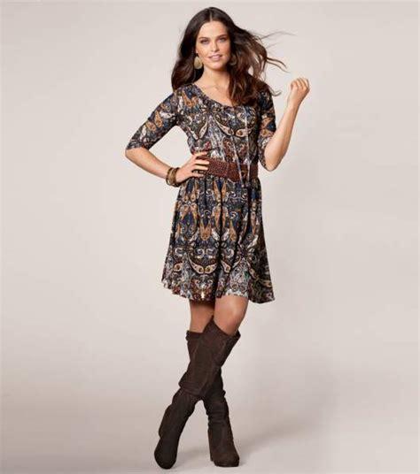 imagenes de vestidos invierno vestidos oto 241 o invierno 2014