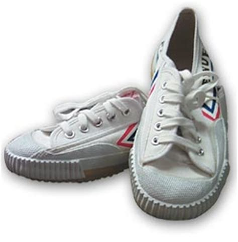 white feiyue shoes low top kung fu shoe
