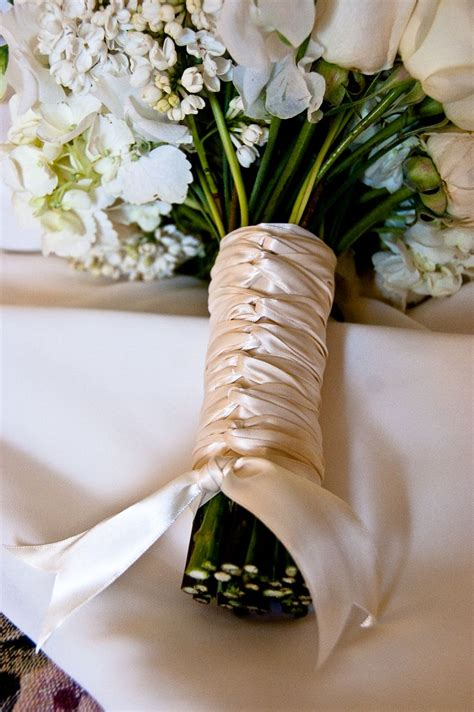 Wedding Bouquet Ribbon by 1000 Images About Bouquet Ribbons Stems On