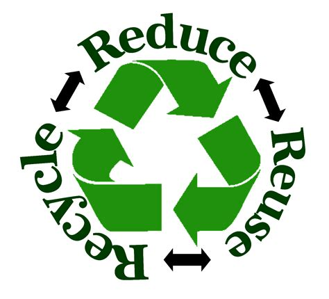 recycle sign template clipart best