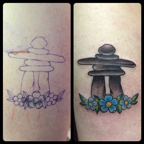 inukshuk tattoo designs 1000 images about inukshuk on canada