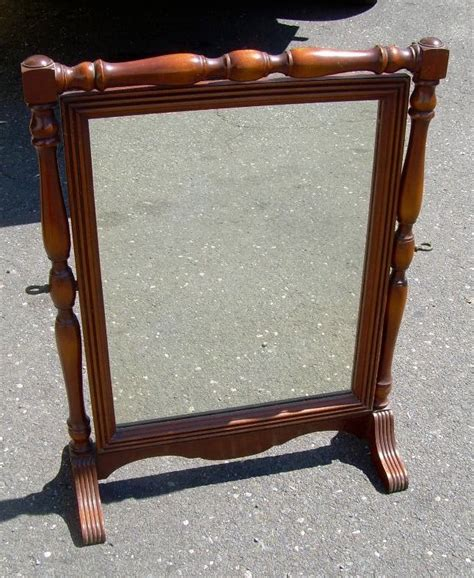 walnut vanity mirror for sale antiques classifieds