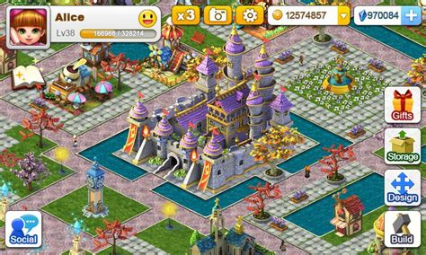 house builder online miracle city android apps on google play
