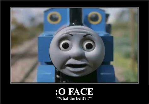 O Meme Face - o face thomas o face know your meme