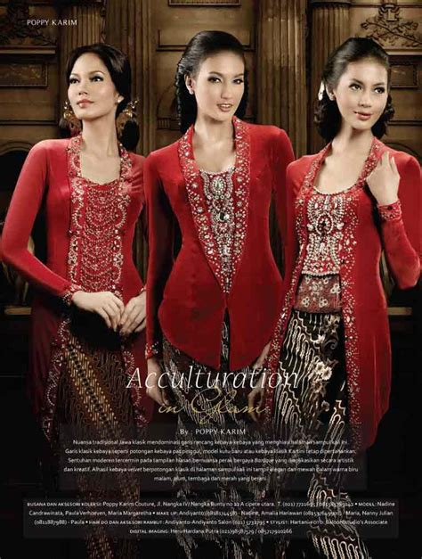 Kebaya Kutubaru Alica by 17 Best Images About Kebaya On Peplum