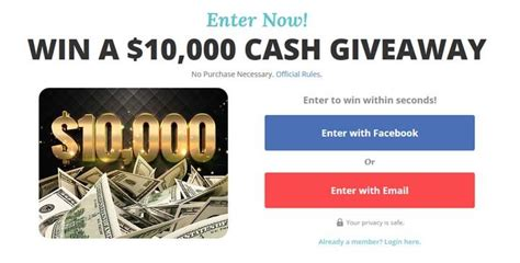 the prizegrab com 10 000 cash giveaway sweepstakes pit - Prizegrab Sweepstakes