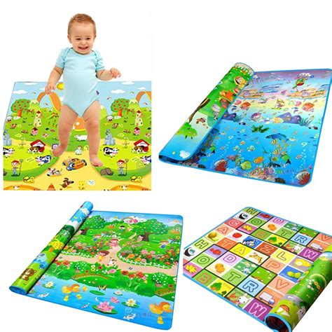 Floor Mat For Babies To Play On by Baby Play Mat Foam Floor Child Activity Soft