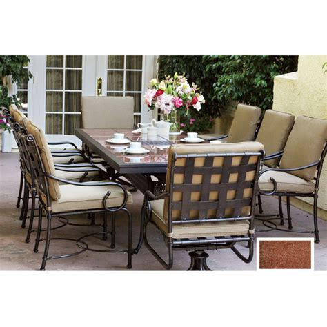 Lowes Patio Furniture Dining Sets Lowes Patio Tables