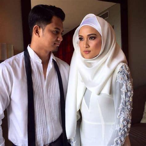 design baju pengantin hanis zalikha hanis zalikha hairul azreen nikah jumaat ini hiburan