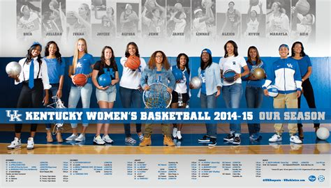 uk basketball schedule poster 2014 15 posterswag com top 50 women s basketball schedule