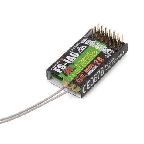 Flysky Gt2f Remote flysky 2 4g 6 channel remote receiver for i4 i6