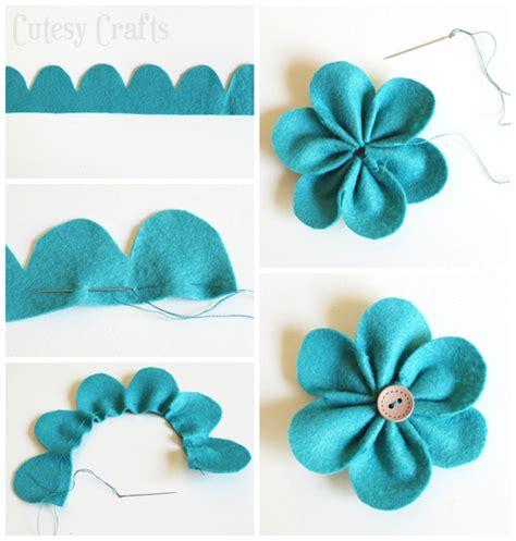 pattern for making felt flowers felt flower pen bouquet teacher gift cutesy crafts