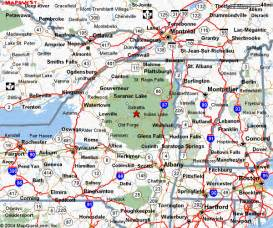 Up State New York Map by Map Of Upstate New York Tourism Fiji