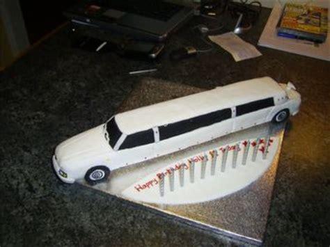 birthday limousine limousine limo birthday cake bday partay