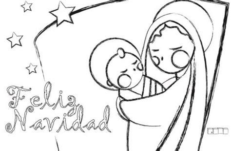 imagenes religiosas de navidad para colorear c 243 mo hacer una tarjeta de navidad manualidades para ni 241 os