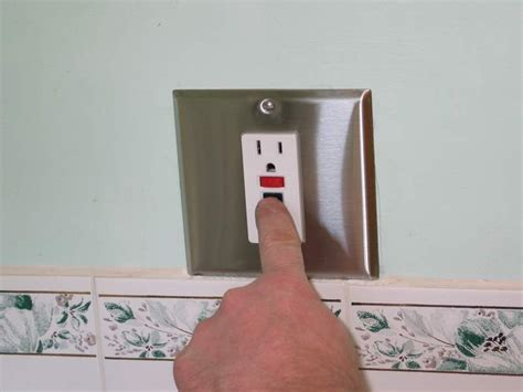 bathroom electrical outlet wiring a bathroom gfci e book electrical online