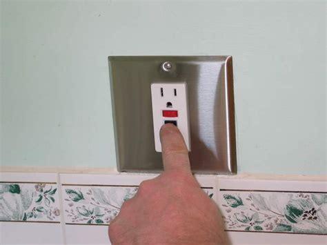 bathroom receptacle wiring a bathroom gfci e book electrical online