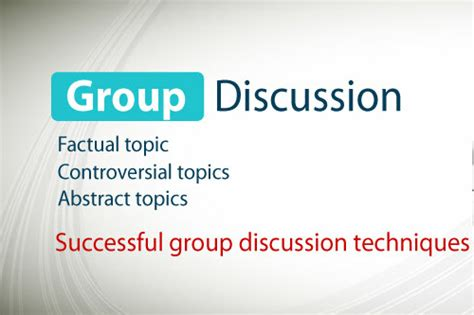 Gd Topics For Mba Placements by Various Types Of Gd Discussions And Topics