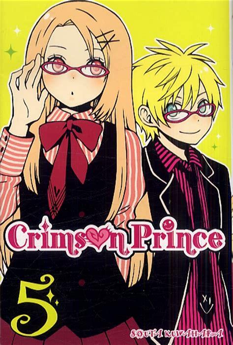 Crimson Prince 10 By Souta Kuwahara crimson prince souta kuwahara shonen bdnet
