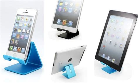 Lazypod Stand Tablet Pc Smartphone 1 stand aluminium untuk tablet pc silver jakartanotebook
